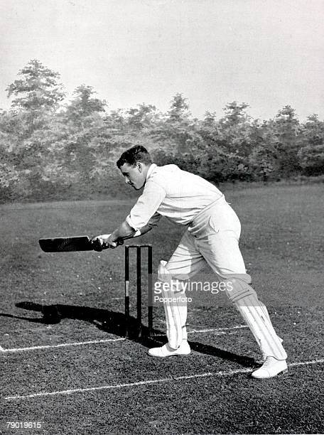 Sport, Cricket, Circa 1900, Leonard James Moon, Middlesex, and England, , he also appeared for Cambridge University,
