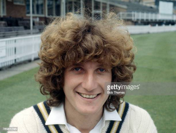 Sport Cricket circa 1970's Bob Willis England fast bowler Bob Willis one of the great fast bowlers played in 90 Test matches 19711984 his greatest...