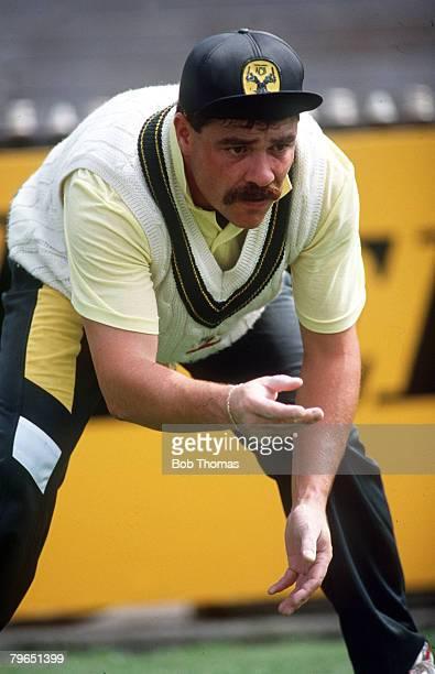 10th January 1990, Australia Nets at Melbourne, David Boon, Australia