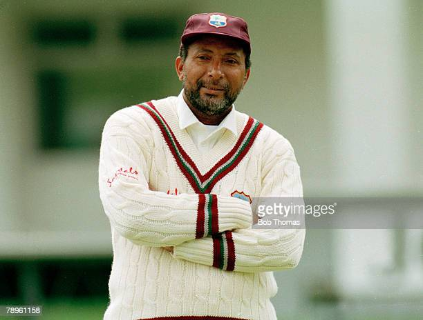 12th May 1995 Andy Roberts Northamptonshire Andy Roberts played in 47 Test matches for the West Indies between 19741983 and went to become the West...