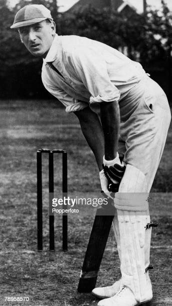 Douglas Jardine, Surrey and England, Douglas Jardine played in 22 Test matches for England between 1928-1934, and was captain of England for the...