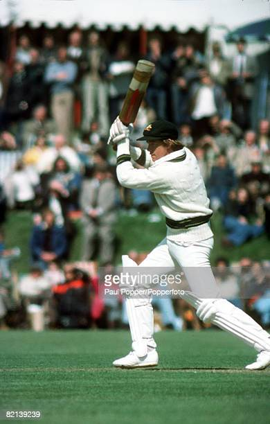 1977 David Hookes Australia in action David Hookes a fine left handed batsman played Test match cricket for Australia 19771985 and state cricket for...