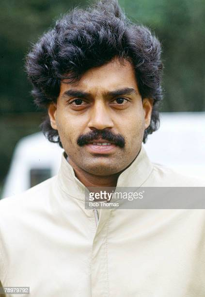 1980's Dilip Vengsarkar India who played in 116 Test matches for India