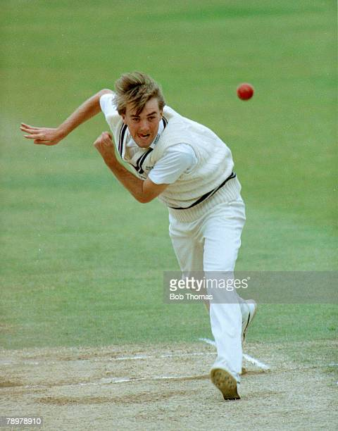 1990's Phil Tufnell Middlesex slow left arm bowler who also played in 42 Test matches for England between 19902001