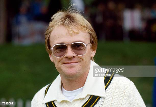 5th May 1985 Arundel Duchess of Norfolk's XI v Australia Dirk Wellham Australia who played in 6 Test matches for Australia between 19811987