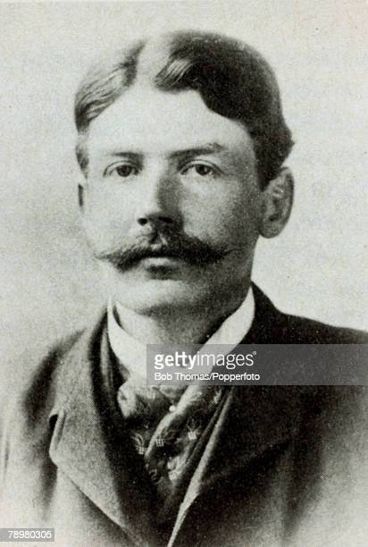 circa 1883 The Hon Ivo Bligh who later became the 8th Earl of Darnley is best remembered for leading the England team which recaptured the Ashes in...