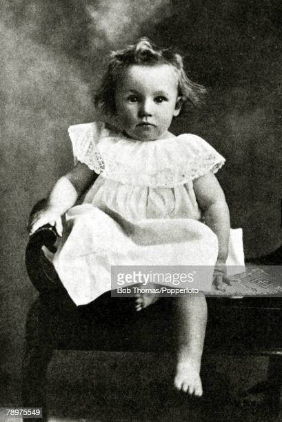 circa 1909 Donald Bradman pictured as a baby Sir Donald Bradman knighted in 1949 was perhaps the best batsman of all time and played for New South...