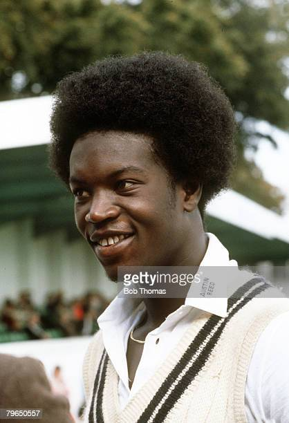 circa 1982 Norman Cowans Middlesex and England fast bowler Norman Cowans was a Test player for England and had a first class career with Middlesex...