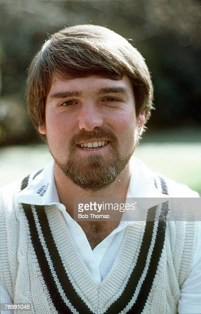 circa 1983 Mike Gatting Middlesex and England batsman Mike Gatting had a long Test career playing for England from 19771995 and as captain famously...