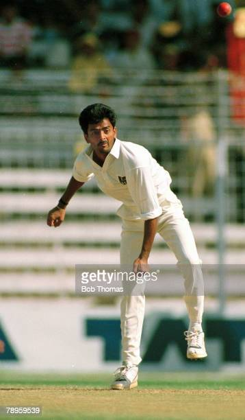 February 1993 3rd Test Match in Bombay India beat England by an Innings and 15 runs VRaju India