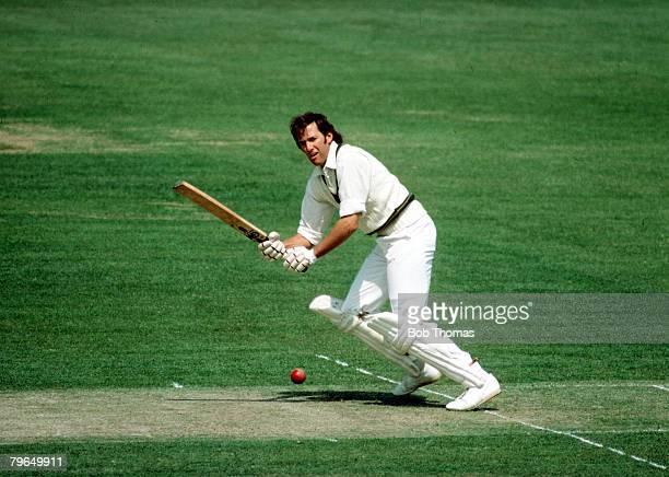 June 1977 Lord's Rick McCosker Australia