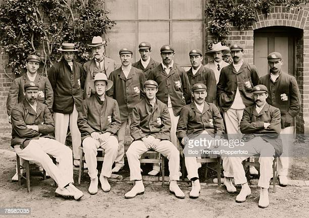 Sport Cricket The MCC team to Australia 1903 to 1904 This English team under the captaincy of Pelham Warner regained the Ashes with a 32 series...