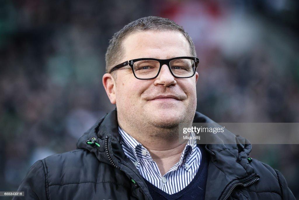 Borussia Moenchengladbach v Bayern Muenchen - Bundesliga : Nachrichtenfoto
