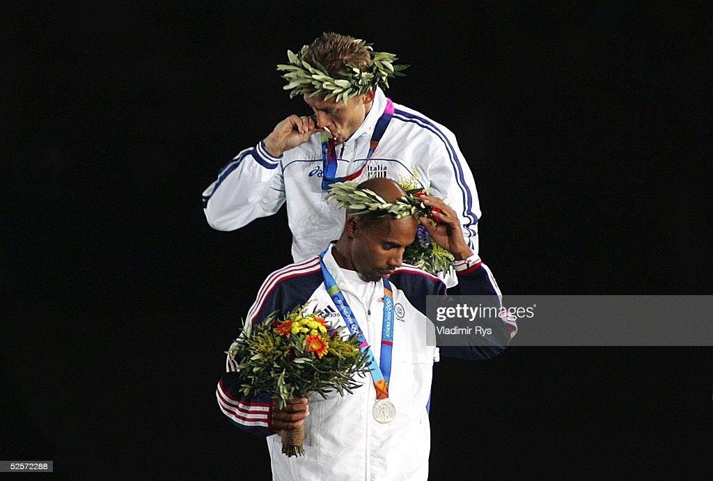 Sport/Diverses: Olympische Spiele Athen 2004 : News Photo