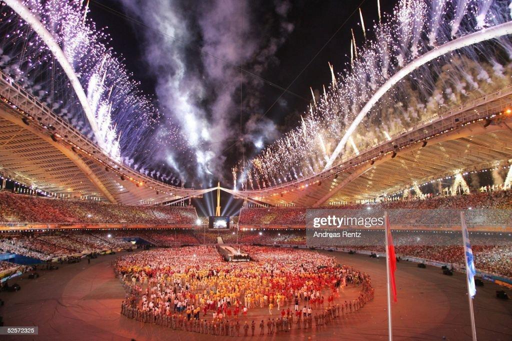 Sport/Diverses: Olympische Spiele Athen 2004 : ニュース写真