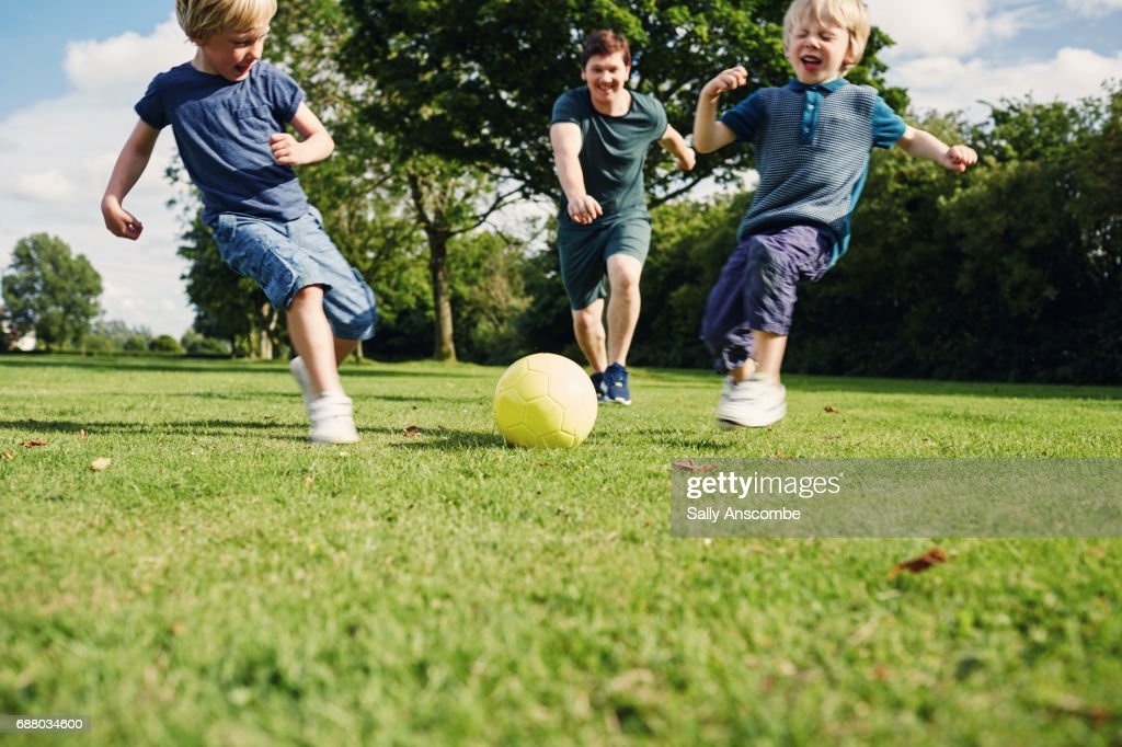 Sport & Family : Stock Photo