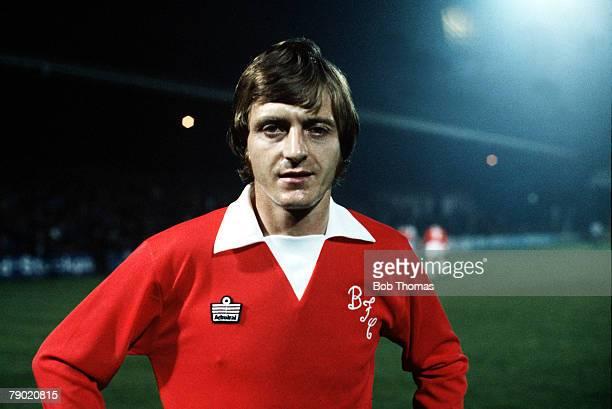 Sport Football 1970's Allan Clarke Barnsley Player Manager