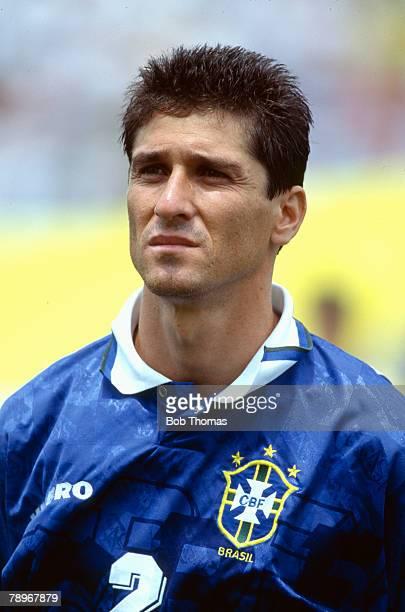 Sport Football 1994 World Cup in USA Jorghino Brazil defender