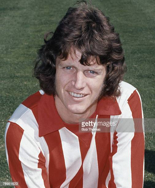 Sport, Football, 28th July 1972, Portrait of Mike Channon of Southampton