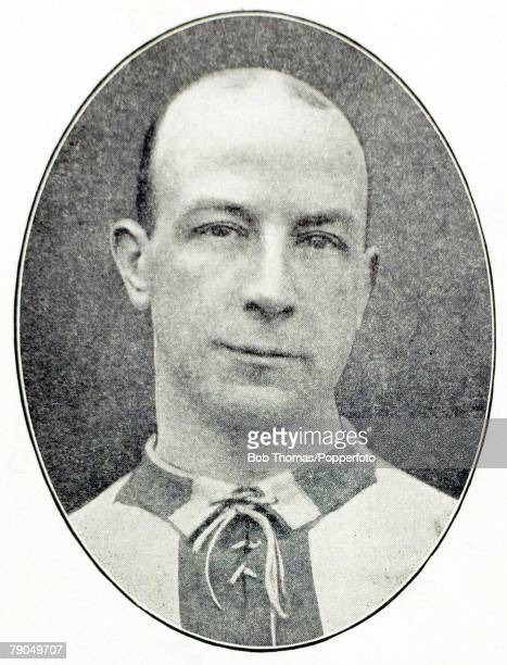 Sport Football A picture of George Woodger who played for Oldham Athletic and England