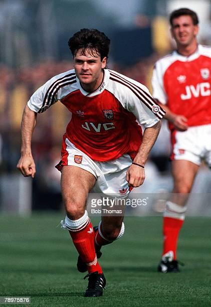 Sport Football August Anders Limpar of Arsenal