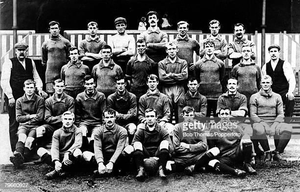 Sport Football Bolton Wanderers FC team group 19051906