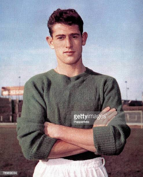 Sport Football Chelsea goalkeeper Peter Bonetti circa 1960