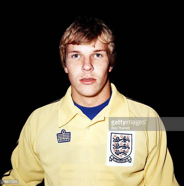 Sport, Football, Chris Woods, England under 21, circa, 1979