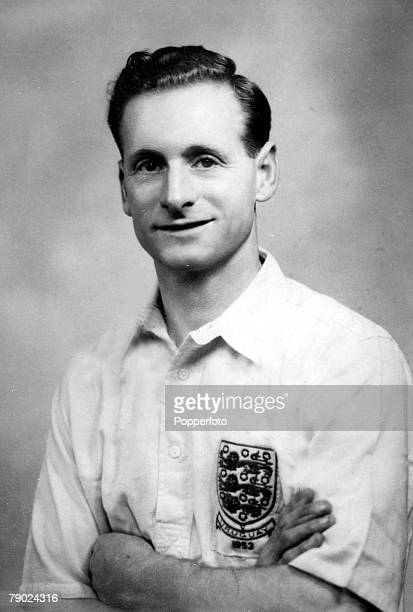 Sport Football circa 1950 Tom Finney Preston North End and England One of the best attacking wingers of his era he won 76 caps for England