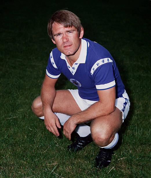 Sport, Football, Dave Webb of Leicester CIty Football Club, Circa, 1978