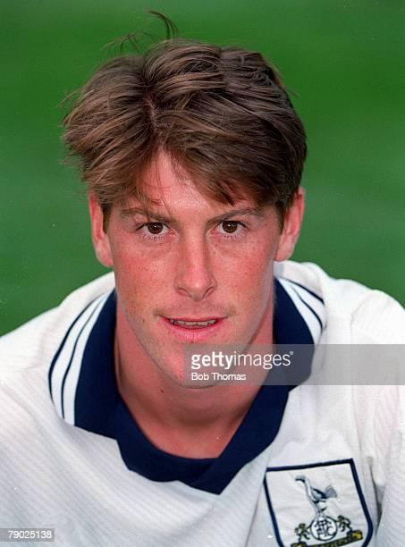 Sport Football England 1990's Tottenham Hotspur's Darren Anderton