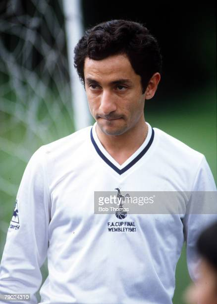 Sport Football England Tottenham Hotspur's Osvaldo Ardiles