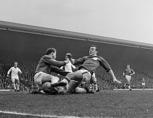 GBR: Footballer Ian St John Dies At The Age of 82