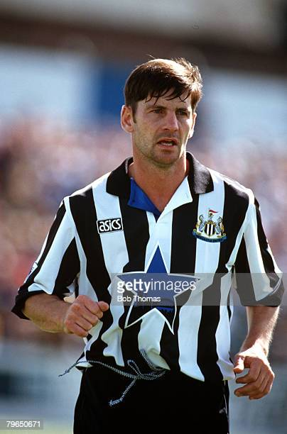Sport Football FA Premiership 199394 Season Newcastle United's Paul Bracewell