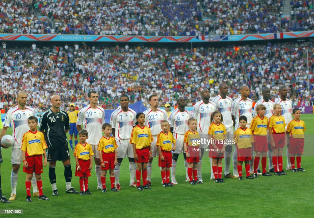 ¿Cuánto mide Franck Ribery? - Real height Sport-football-fifa-world-cup-munich-5th-july-2006-semi-final-0-v-1-picture-id78974690