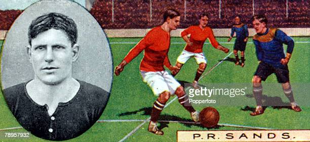 circa 1914 Percy Sands Woolwich Arsenal