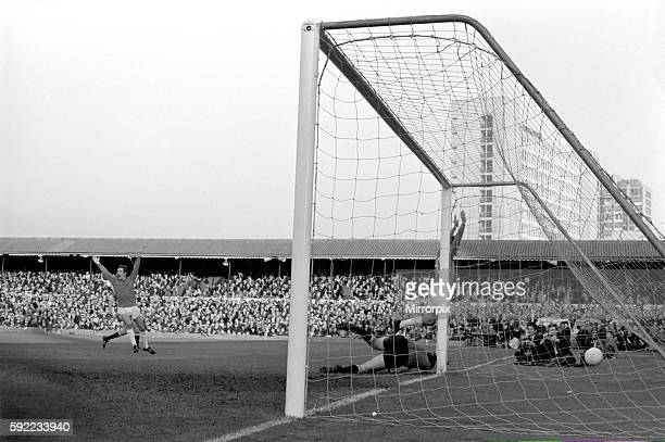 Ipswich v Manchester City Action from the match November 1969 Z10531