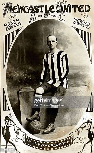 Sport Football Jackie Rutherford Newcastle United Rutherford was a member of the Cup Final team in 1911 and the Newcastle United side that finished...