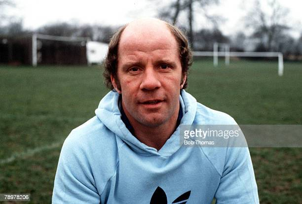 Sport Football Jim Smith the Birmingham City ManagerCirca 1978