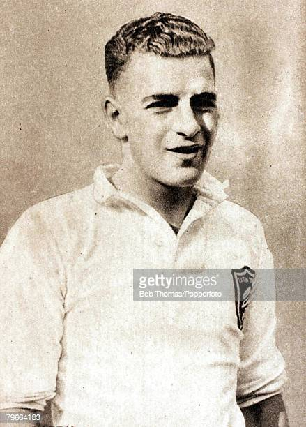 Sport Football Joe Payne Luton Town famous for his 10 goals in one game v Bristol Rovers April 13th 1936
