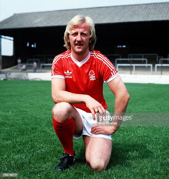 Sport Football Kenny Burns of Nottingham ForestCirca 1978