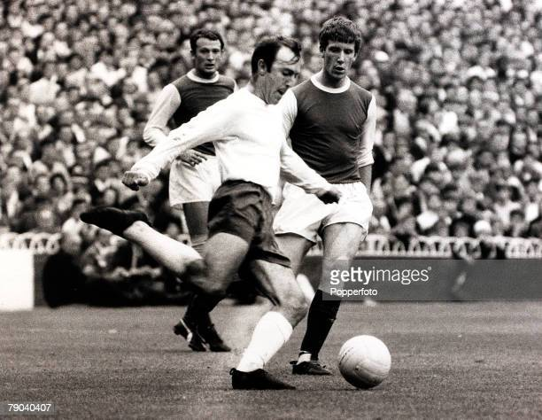 Sport Football League Division One White Hart Lane London England 9th September 1967 Tottenham Hotspur v Sheffield Wednesday Tottenham Hotspur's...