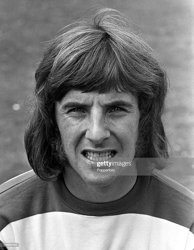 Sport, Football, London, England, 10th August 1973, QPR's Stan Bowles : News Photo