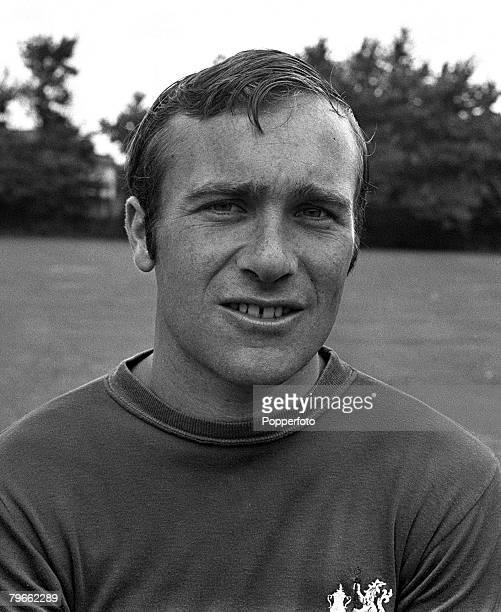 Sport Football London England 23rd July 1971 Chelsea FC's Ron Harris