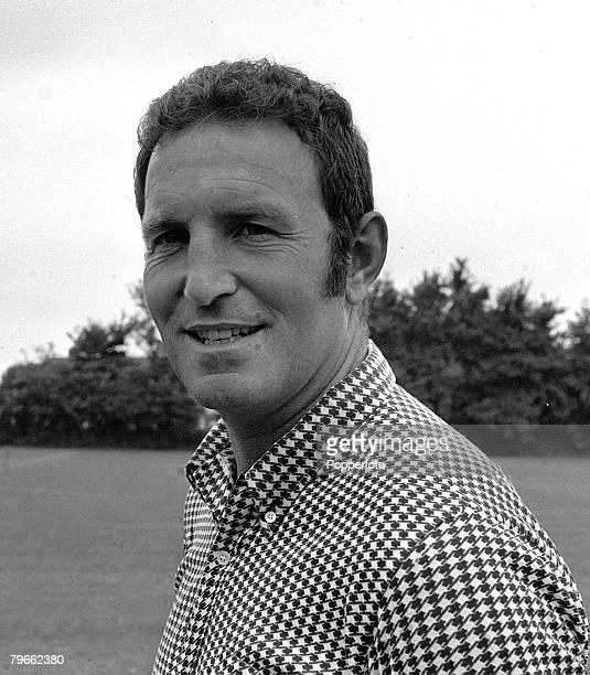 Sport Football London England 5th August 1970 Chelsea Manager Dave Sexton