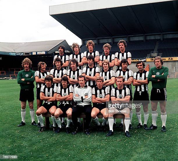 Sport Football Newcastle United CircaRichard Dinnis who had a short lived career as the Newcastle Manager