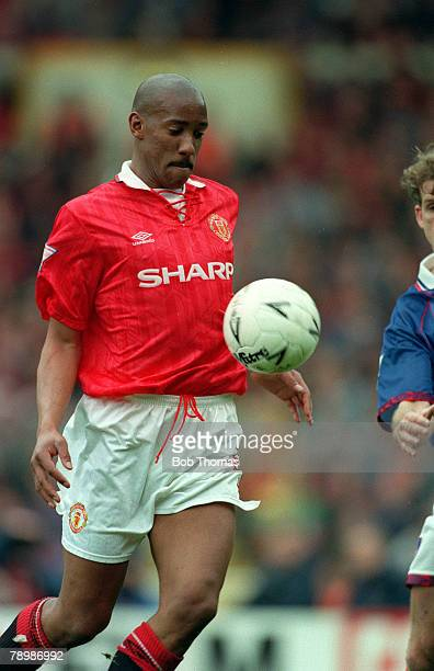 10th April 1994 Dion Dublin Manchester United