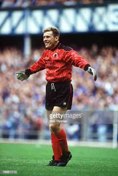 10th August 1991 Scottish Premier Division Rangers 6 v St Johnstone 0 Andy Goram Rangers