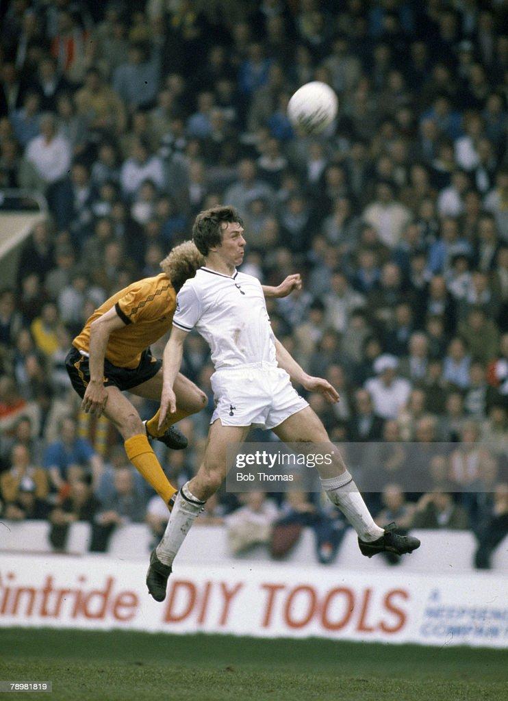 BT Sport Football Pic 11th April 1981 FA Cup Semi