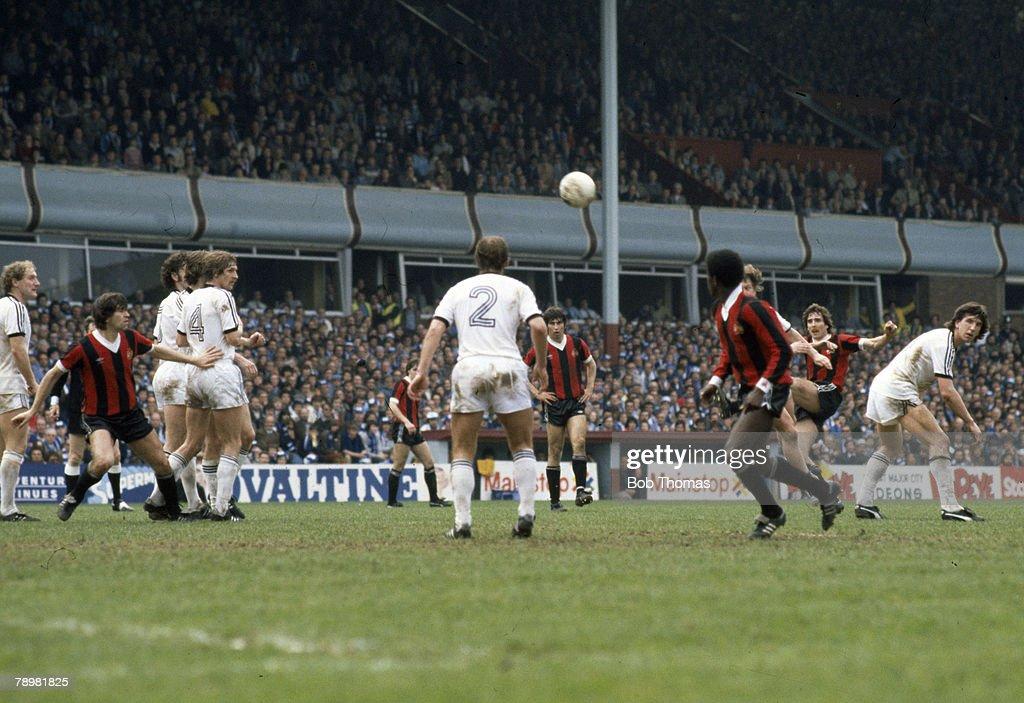 Football Pic 11th April 1981 FA Cup Semi Final